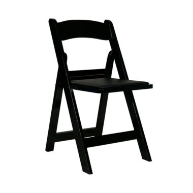 Americana Chair Black
