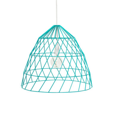 Arrow Light Fitting Small Duck Egg