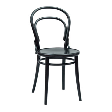 Bentwood Chair Black