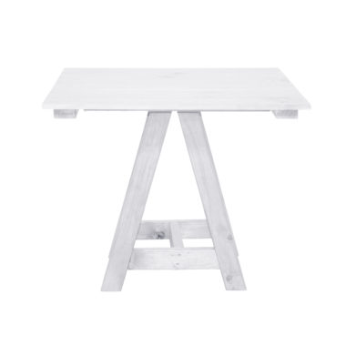 Bois Cafe Table White