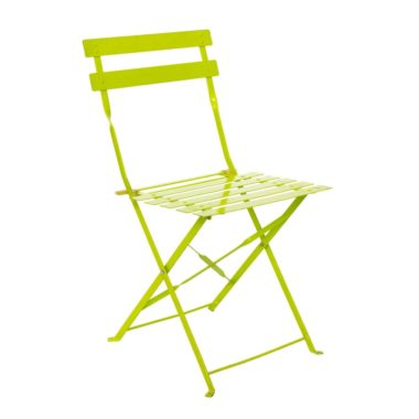 Botanical Chair Green