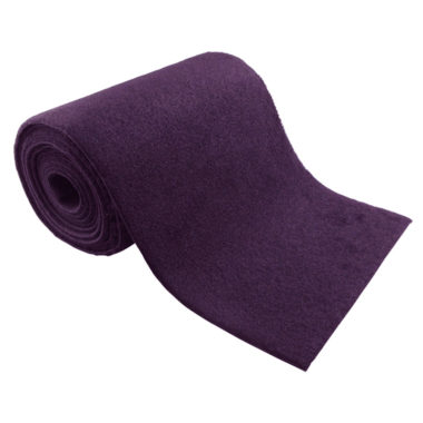 Carpet Runner Purple 1.2m x 6m